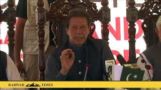 Imran Khan says blasphemy riots against Hindus a conspiracy