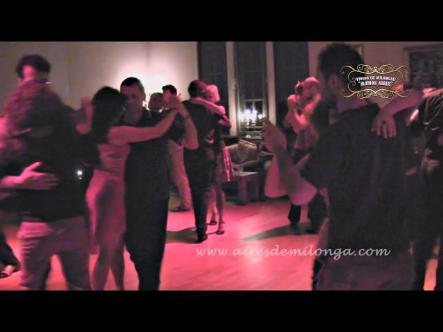 Berlin, Villa Kreuzberg milonga, Tango in Germany