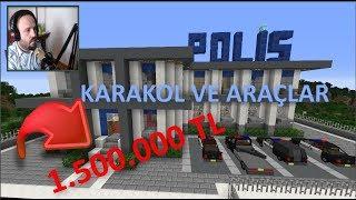 Polis Karakolu ve Araçlarımız - 1.500.000 TL