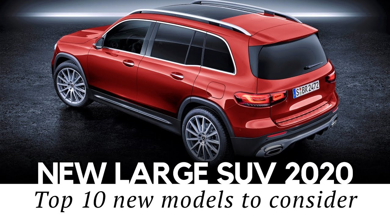 top luxury suv 2020