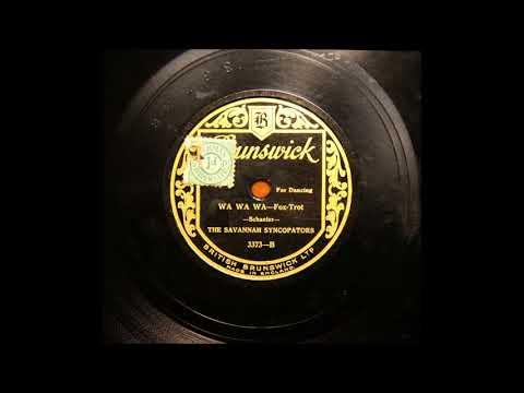Wa Wa Wa - King Oliver's Dixie Syncopators (1926)