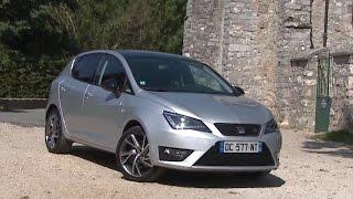 Essai Seat Ibiza 1.4 TSi ACT FR 2014