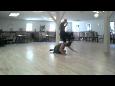 Tango meets Contact Improvisation