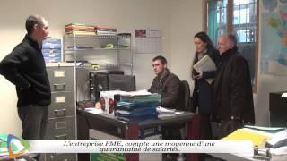 Visite d'entreprise : Ets Mazeron à Magny (89) - Édition 2015