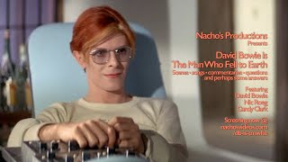 David Bowie is The Man Who Fell to Earth • Redux • Documentary • 2021 • Prologue