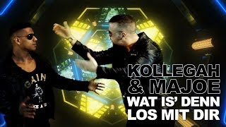Repeat youtube video KOLLEGAH & MAJOE - Wat is' denn los mit dir (OFFICIAL HD)