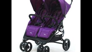Подробный обзор Valco Baby Snap Duo 2 коляска для двойни