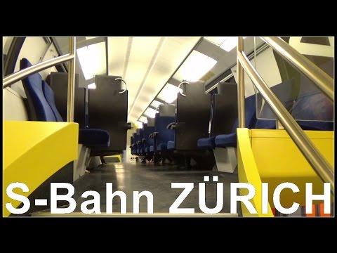 Mit der S-Bahn von Baden nach Zürich, Regio-Dosto, RABe 511