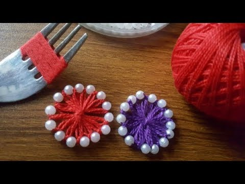 Amazing Tricks #Spoon Hacks#Beautiful Flower Making Using Spoon