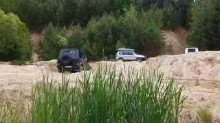 Kobyla Góra 2015 Mercedes G-CLASS Гелендваген Гелик