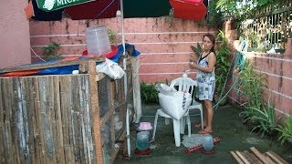 Building An Upright Chicken Coop - Chickens In The Philippines