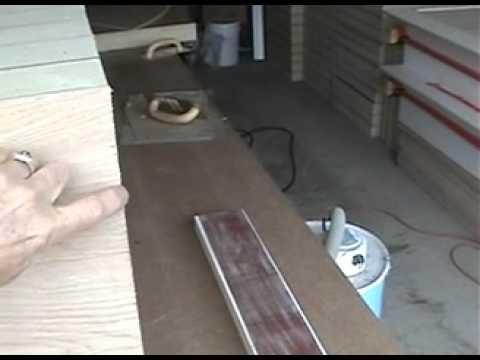 Houseboat Build part 1