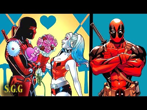 Deadpool & Harley Quinn Dating? - Red Tool