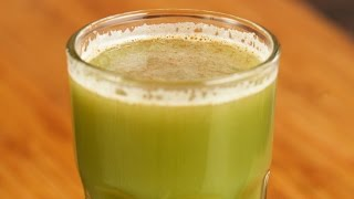 How To Make Cucumber Juice?