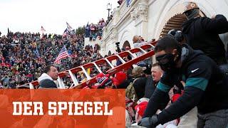 Der Putsch der Wahlverlierer: Sturm aufs Kapitol