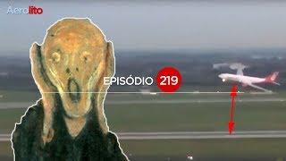 LITO REACT AO RASANTE DA AIR BERLIN EP #219 thumbnail