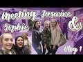 Meeting jas + sophie & dropping my costa | Amy Menzies