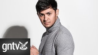 Matteo Guidicelli and his passion for entertaining people