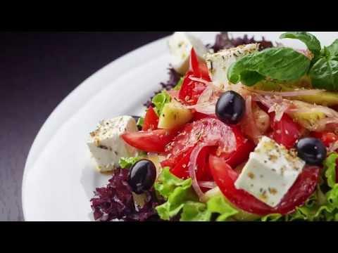 Пример фото/видео для меню ресторана