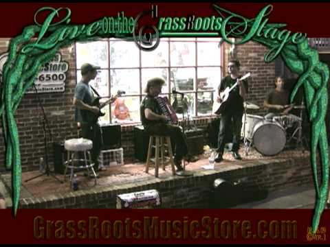 Live on the GrassRoots Stage - The Ryder Band