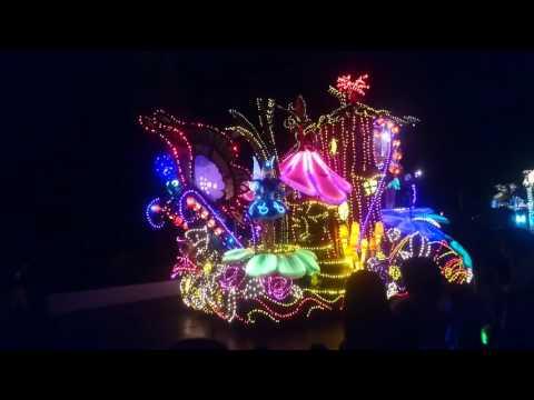 Disneyland Tokyo - Electric Parade Part 2