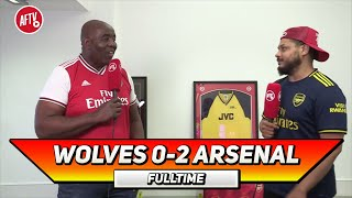 Wolves 0-2 Arsenal | I Told You Saka Was A GOAT!! (Troopz)