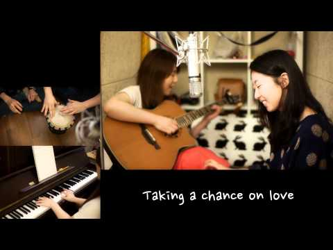 J Rabbit - Taking a Chance on LOVE (Cover)