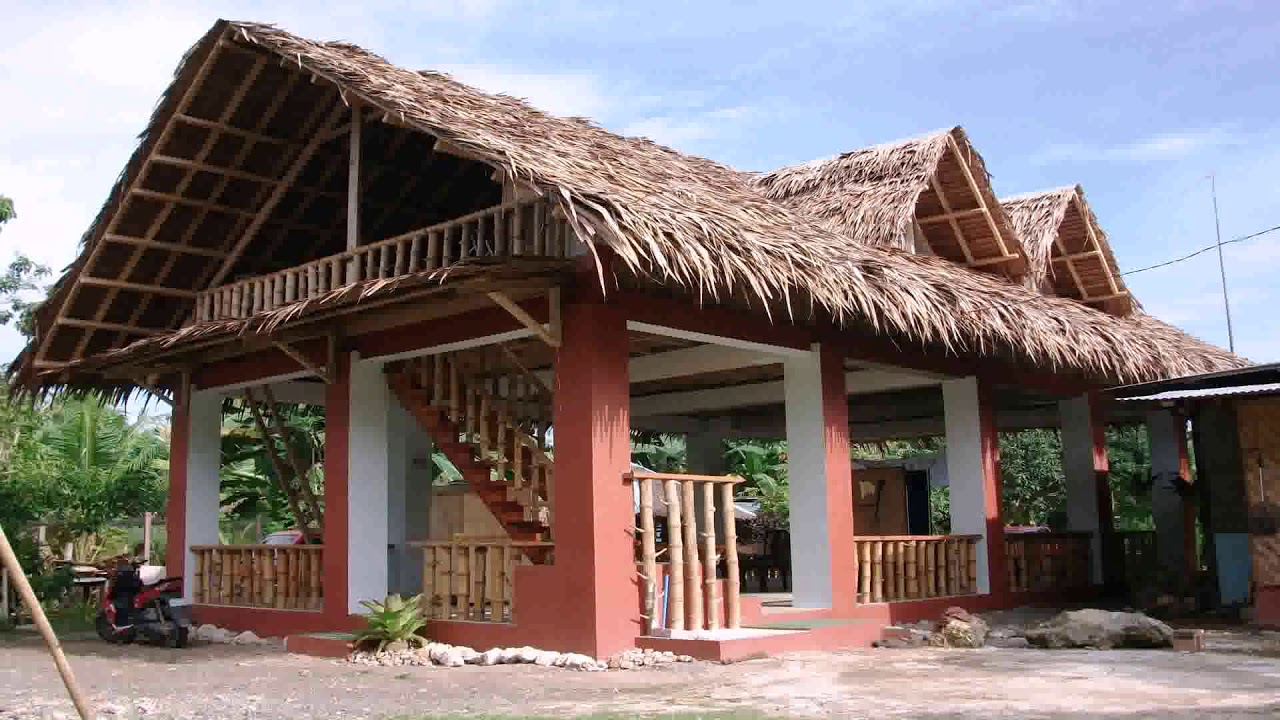 Modern Bahay Kubo House Design Philippines Daddygifcom See Description
