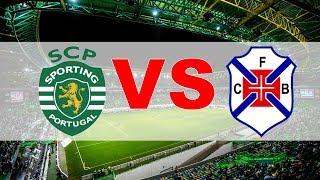 Video Gol Pertandingan Sporting CP vs Belenenses