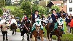 Pfingstritt 2019 in Bad Kötzting – Über 600 Jahre alte Tradition
