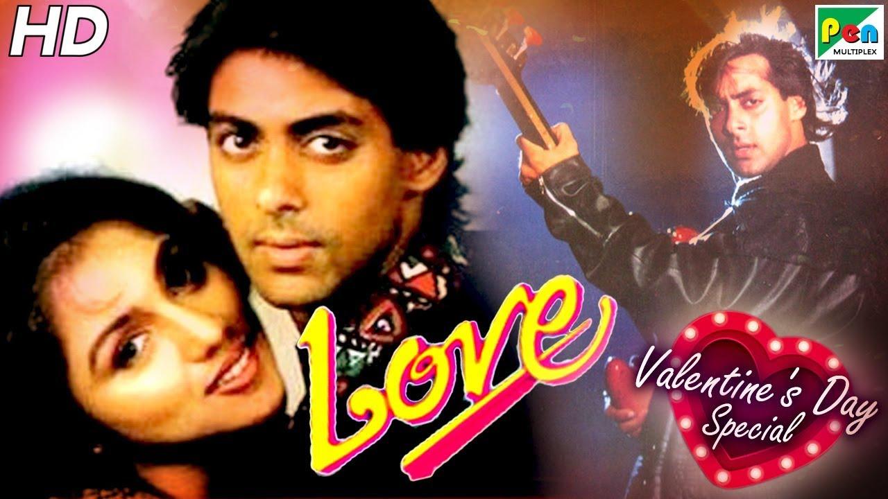 Download Love | Popular Hindi Movie | Salman Khan, Revathi | Valentine's Day Special 2020