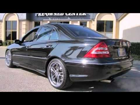 2005 Mercedes Benz C Class C230 Kompressor Sport Youtube
