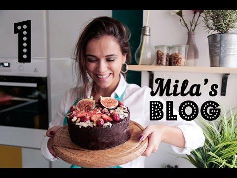 Mila's blog: Шоколадный торт
