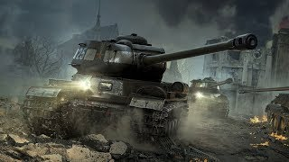 WoT Blitz - Ветка ИС-4 и танки из чата - World of Tanks Blitz (WoTB)