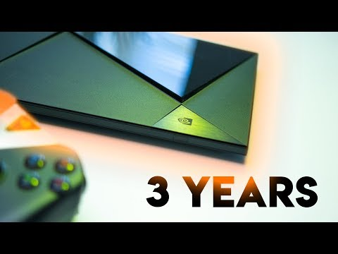 NVIDIA Shield TV - A 3 YEAR User Review! Still The Best Android TV box?