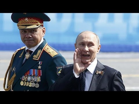 Putin hace gala