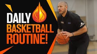 The 15 Minute-Per-Day Basketball Workout (FULL BREAKDOWN)