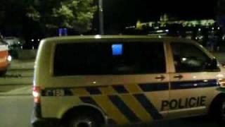 MEDIAFAX - Tramvaj srazila v centru Prahy chodce, záchranáři ho museli oživovat v sanitce