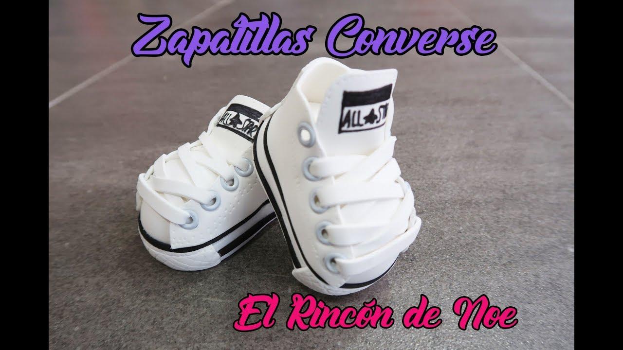 Fofuchas Noe Converse Zaparillas Rincón Como Para Hacer El De orxBCedW