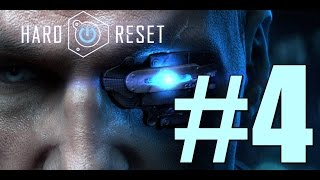 Hard Reset Redux 2016 Gameplay Walkthrough Part 4: Get To The Laboratory