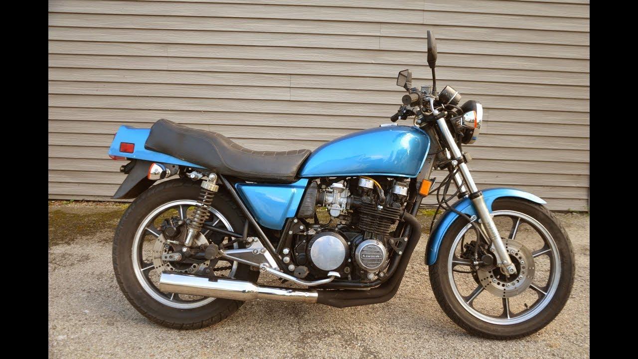 1981 Kawasaki Kz750-e2 Std - Sale Pending