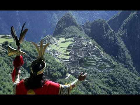 INCA CHILD SACRIFICE RITUAL