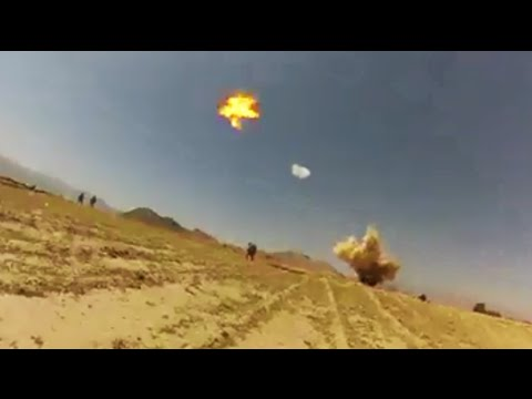 Download Youtube: RPG Explodes Directly Over U.S. Soldier