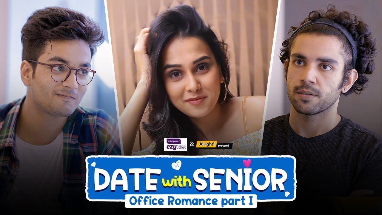 Download Alright! | Date With Senior | Season 2 | Part 1/2 | Ft. Anushka Sharma, Parikshit Joshi & Vikhyat G