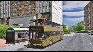 City Car Driving 1.5.5 - MAN SD202 D92 Bus Mod | Custom SOUND | + Download [LINK] | 1080p & G27