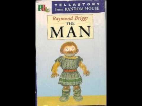 The Man Raymond Briggs cassette audiobook