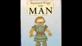 The Man Raymond Briggs cassette audiobook