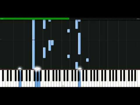 Keane - Your Eyes Open [Piano Tutorial] Synthesia | Passkeypiano