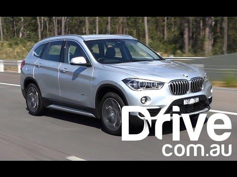 2016 BMW X1 Video Review | Drive.com.au