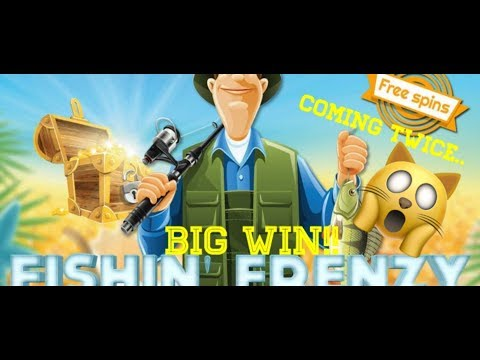 ** CORAL FISHING FRENZY** £2 Fortune Spins With Bonus Coming Twice..